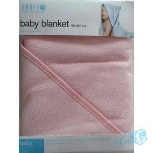 Купить полотенце детское с капюшоном Белый Кот по низкой цене