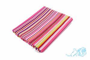 Купить полотенце Пляжное 85*175, Белый Кот недорого