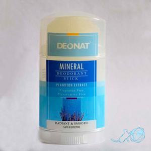 Купить дезодорант кристаллический, Белый Кот по низкой цене