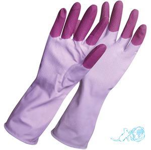 """Купить виниловые перчатки (утолщенные, с внутренним покрытием) """"Белый Кот"""""""