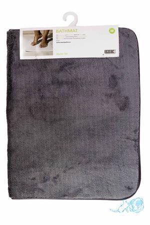 """Купить коврик для ванны """"Белый Кот"""" 80*50 см, серый недорого"""