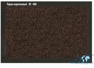 """Купить ковер """"Каучук асептик"""" черно-коричневый, Белый Кот недорого"""