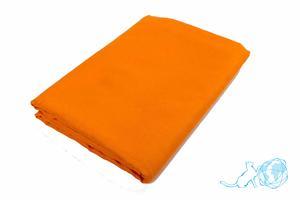Купить полотенце Пляжное (оранжевое) 87*180, Белый Кот в интернет-магазине