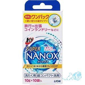 Купить гель для стирки (концентрированный) NANOX недорого