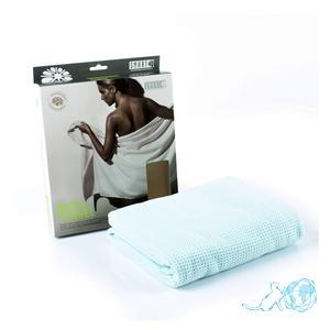 Купить полотенце вафельное, Белый Кот в интернет-магазине