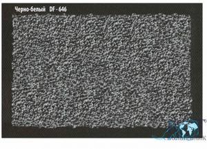 """Купить грязезащитный ковер """"Каучук асептик"""" 85*150 см, Белый Кот недорого"""