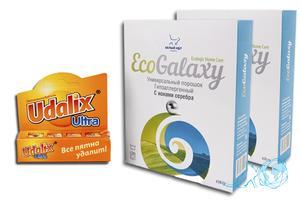 Купить порошок ECO Galaxy 2 шт + Карандаш-пятновыводитель, Белый Кот недорого