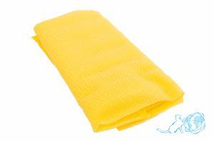 Купить массажную мочалку для тела (средней жесткости), Белый Кот недорого