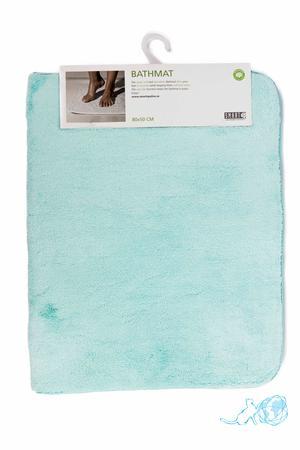 Купить коврик для ванной салатовый, Белый Кот по цене производителя