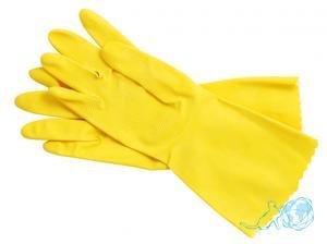"""Купить виниловые перчатки (тонкие с фиксацией на кончиках пальцев) """"Белый Кот"""""""