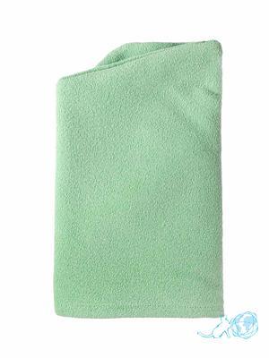 Купить тюрбан для сушки волос (зеленый), Белый Кот недорого