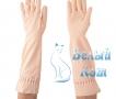 """Купить универсальные перчатки удлиненные, """"Белый Кот"""" по низкой цене"""