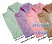Купить халат банный замшевый, Белый Кот в интернет-магазине