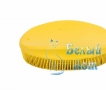 Купить щетку Овал (желтую), Белый Кот на официальном сайте