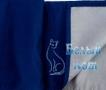Купить полотенце Пляжное 87*180, Белый Кот в интернет-магазине