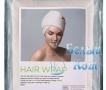 Купить полотенце вафельное + тюрбан для волос, Белый Кот на сайте производителя