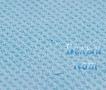 Купить полотенце Вафельное (голубое) 80*150, Белый Кот в интернет-магазине