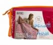 Купить полотенце Пляжное (малиновое) 87*180, Белый Кот в интернет-магазине