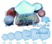 Купить набор силиконовых крышек для хранения продуктов недорого