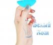 Купить щеточку для пилинга лица, Белый Кот на официальном сайте