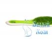 Купить щетку душ-массаж с ручкой, Белый Кот на официальном сайте